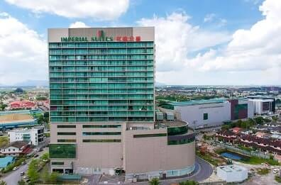 Imperial Hotel Kuching