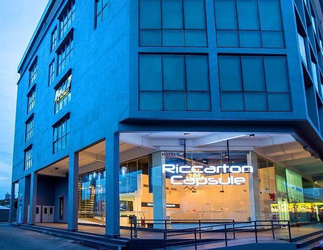 Ricarrton Capsule Hotel