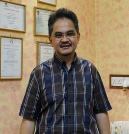Dato' Dr. Mohd Fikri Abdullah